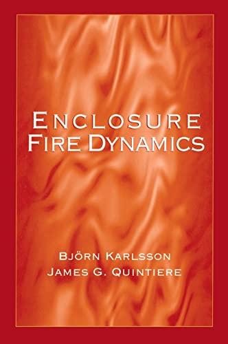 9780849313004: Enclosure Fire Dynamics