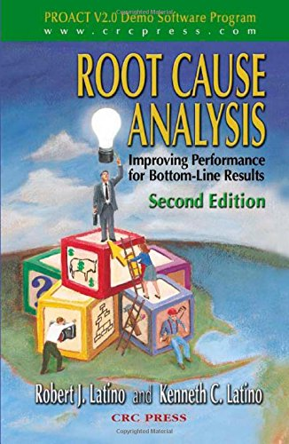 Root Cause Analysis: Improving Performance for Bottom-Line: Robert J. Latino,