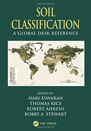 9780849313394: Soil Classification: A Global Desk Reference