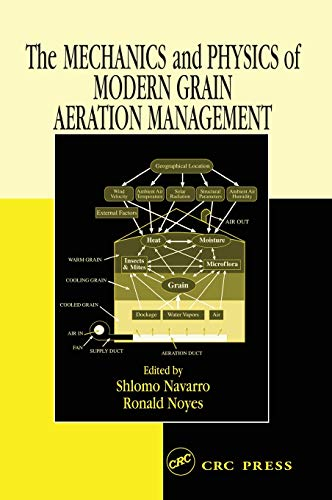 9780849313554: The Mechanics and Physics of Modern Grain Aeration Management