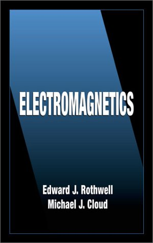 9780849313974: Electromagnetics (Electrical Engineering Textbook Series)