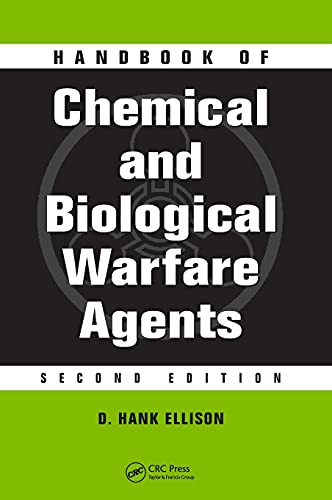 9780849314346: Handbook of Chemical and Biological Warfare Agents, Second Edition