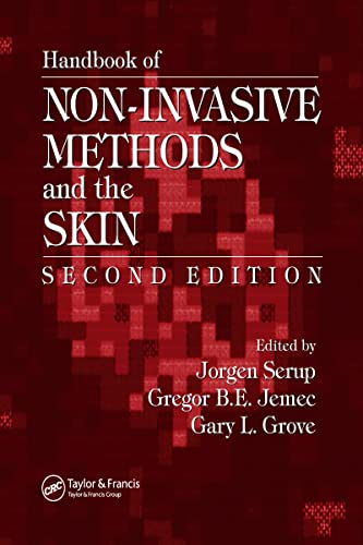 9780849314377: Handbook of Non-Invasive Methods and the Skin, Second Edition