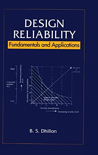 9780849314650: Design Reliability: Fundamentals and Applications