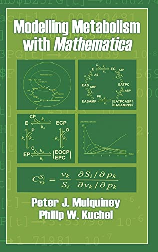 9780849314681: Modelling Metabolism with Mathematica