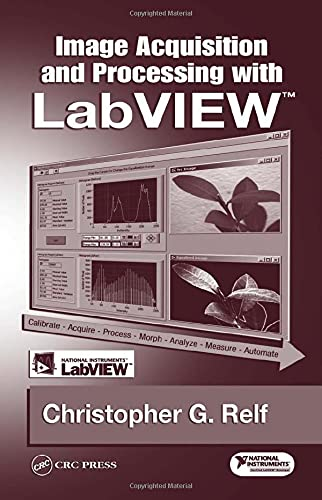 9780849314803: Image Acquisition and Processing with LabVIEW (Image Processing Series)