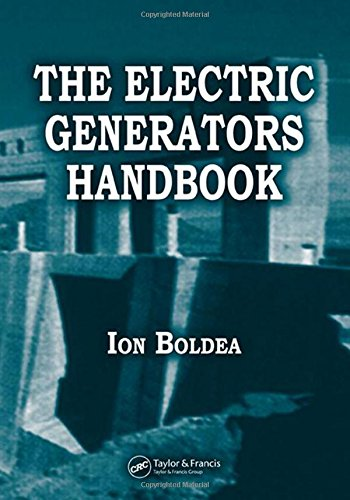 The Electric Generators Handbook - 2 Volume Set (Power Engineering): Boldea, Ion