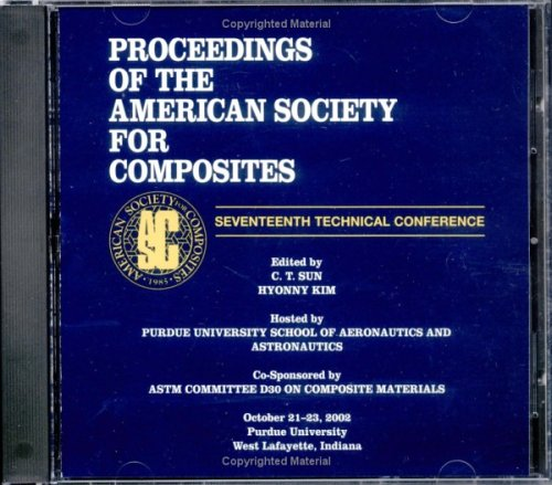9780849315015: Proceedings of the American Society for Composites, Seventeenth Technical Conference