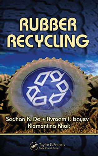 9780849315275: Rubber Recycling