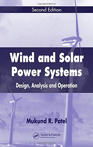 9780849315701: Wind and Solar Power Systems: Design, Analysis, and Operation, Second Edition