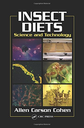 Insect Diets: Science and Technology: Cohen, Allen Carson
