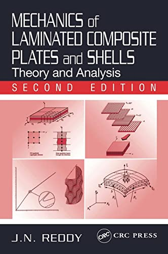 9780849315923: Mechanics of Laminated Composite Plates and Shells: Theory and Analysis, Second Edition