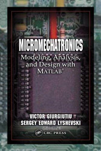 9780849315930: Micromechatronics: Modeling, Analysis, and Design with MATLAB