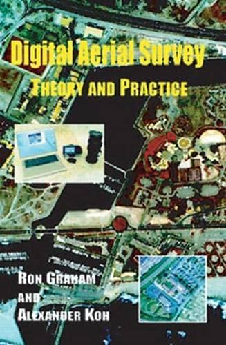 9780849316012: Digital Aerial Survey: Theory and Practice