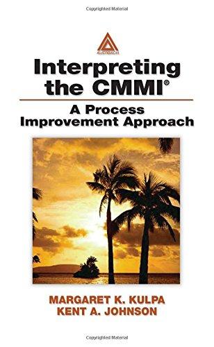 9780849316548: Interpreting the CMMI (R): A Process Improvement Approach