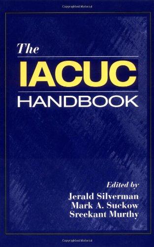 9780849316852: The IACUC Handbook