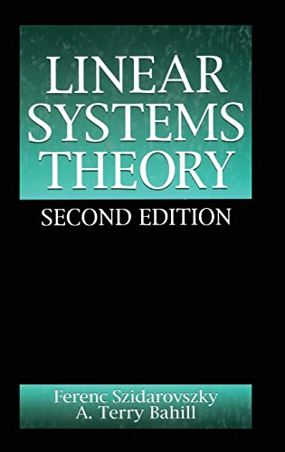 9780849316876: Linear Systems Theory, Second Edition (Systems Engineering)
