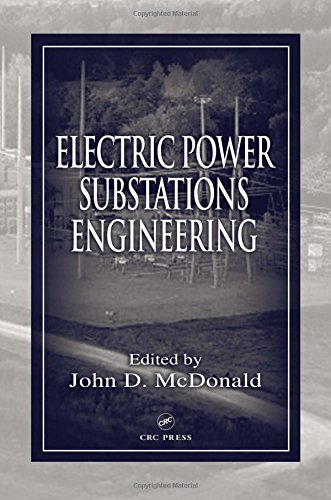9780849317033: Electric Power Substations Engineering (The Electric Power Engineering Hbk, Second Edition)