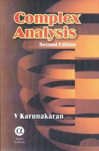 9780849317088: Complex Analysis, Second Edition