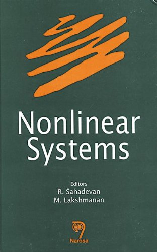9780849317224: Nonlinear Systems