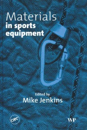 9780849317668: Materials Sports Equipment