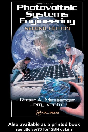 9780849317934: Photovoltaic Systems Engineering, Second Edition