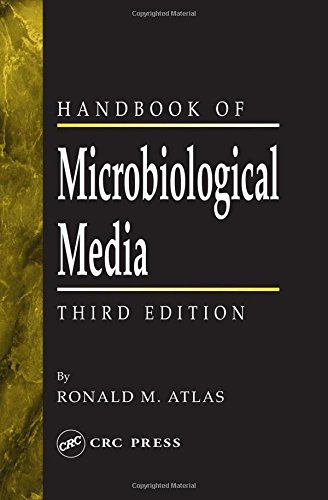 9780849318184: Handbook of Microbiological Media, Third Edition