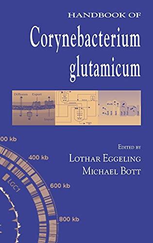 9780849318214: Handbook of Corynebacterium glutamicum