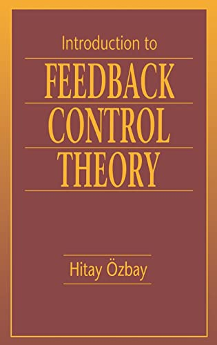 9780849318672: Introduction to Feedback Control Theory