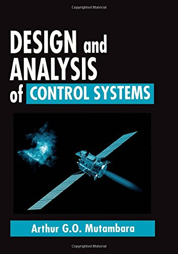 9780849318986: Design and Analysis of Control Systems (International Series on Computational Intelligence)