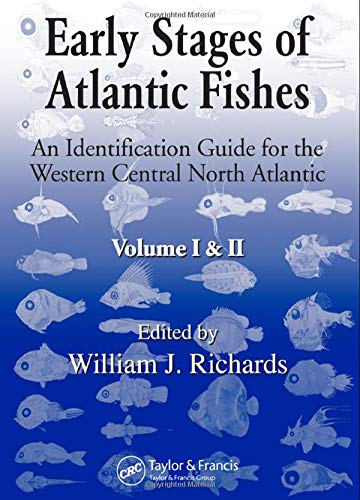 9780849319167: Early Stages of Atlantic Fishes (Marine Biology)-2 volume set