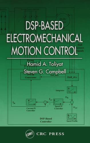 9780849319181: DSP-Based Electromechanical Motion Control (Power Electronics and Applications Series)