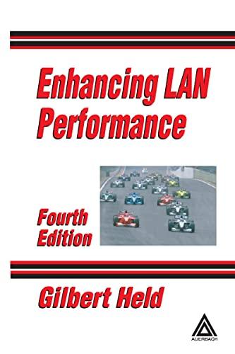 9780849319426: Enhancing LAN Performance