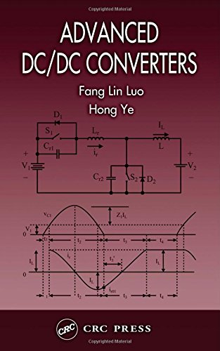 9780849319563: Advanced DC/DC Converters (Power Electronics and Applications Series)