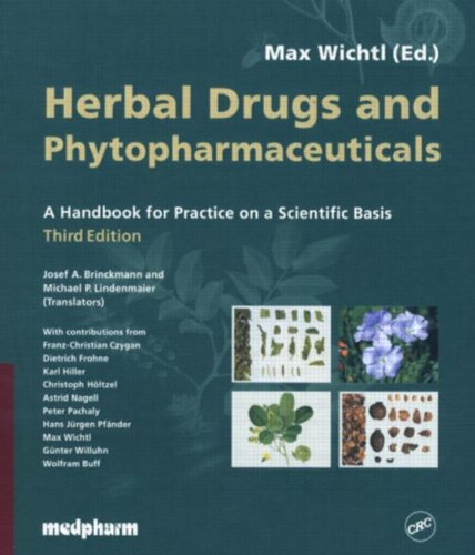 9780849319617: Herbal Drugs and Phytopharmaceuticals, Third Edition