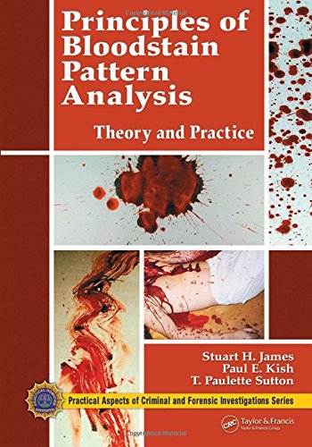 9780849320149: Principles of Bloodstain Pattern Analysis: Theory and Practice