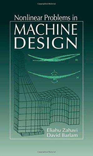 9780849320378: Nonlinear Problems in Machine Design