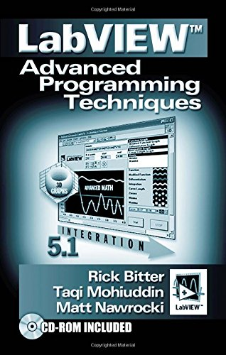 9780849320491: LabVIEW: Advanced Programming Techniques