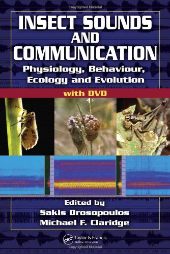 9780849320606: Insect Sounds and Communication: Physiology, Behaviour, Ecology, and Evolution (Contemporary Topics in Entomology)