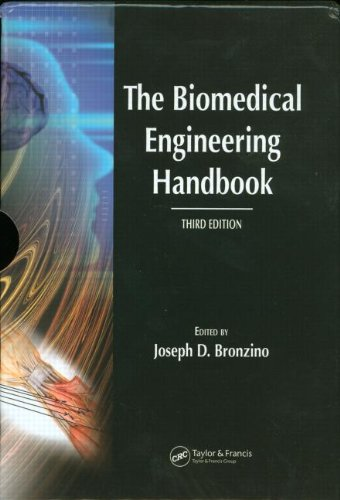 9780849321245: The Biomedical Engineering Handbook, Third Edition - 3 Volume Set