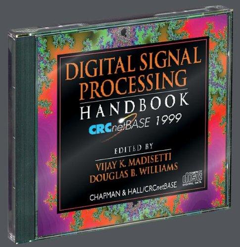 9780849321351: Digital Signal Processing Handbook on CD-ROM