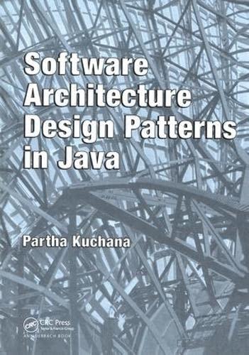 9780849321429: Software Architecture Design Patterns in Java