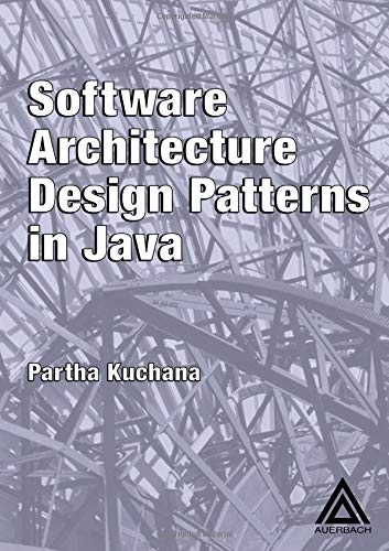 9780849321429: Software Architecture Design Patterns in Java