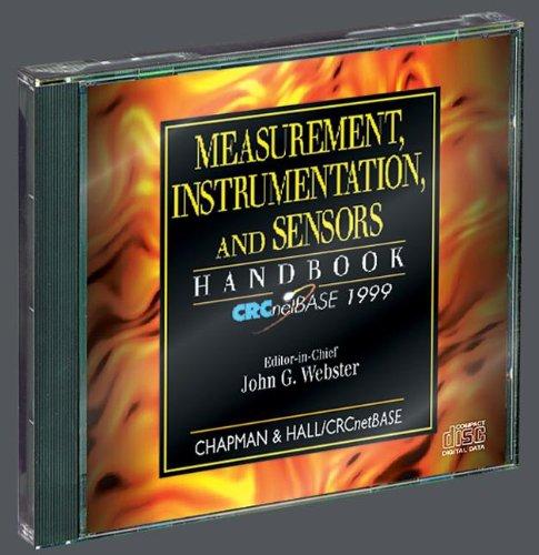 9780849321450: The Measurement, Instrumentation and Sensors Handbook