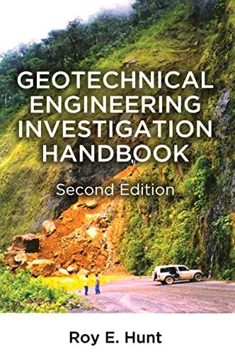 9780849321825: Geotechnical Engineering Investigation Handbook, Second Edition