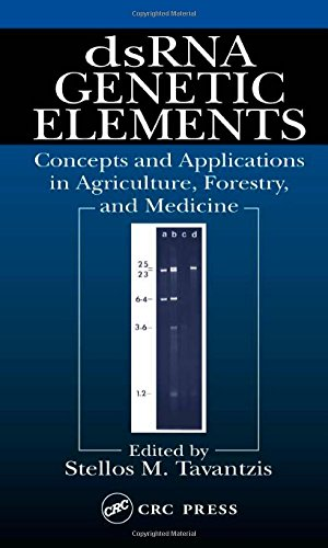9780849322051: dsRNA Genetic Elements: Concepts and Applications in Agriculture, Forestry, and Medicine