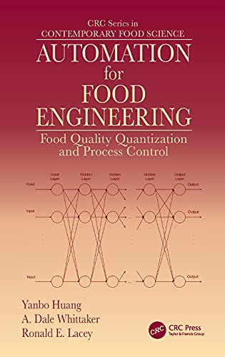 9780849322303: Automation for Food Engineering: Food Quality Quantization and Process Control (Contemporary Food Science)