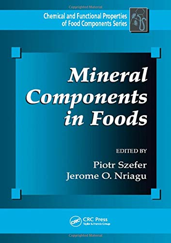 Mineral Components in Foods: Szefer, Piotr