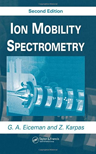9780849322471: Ion Mobility Spectrometry, Second Edition