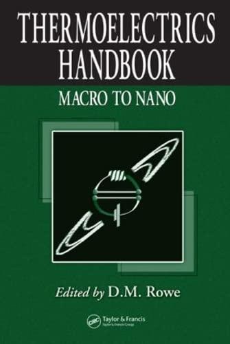 9780849322648: Thermoelectrics Handbook: Macro to Nano
